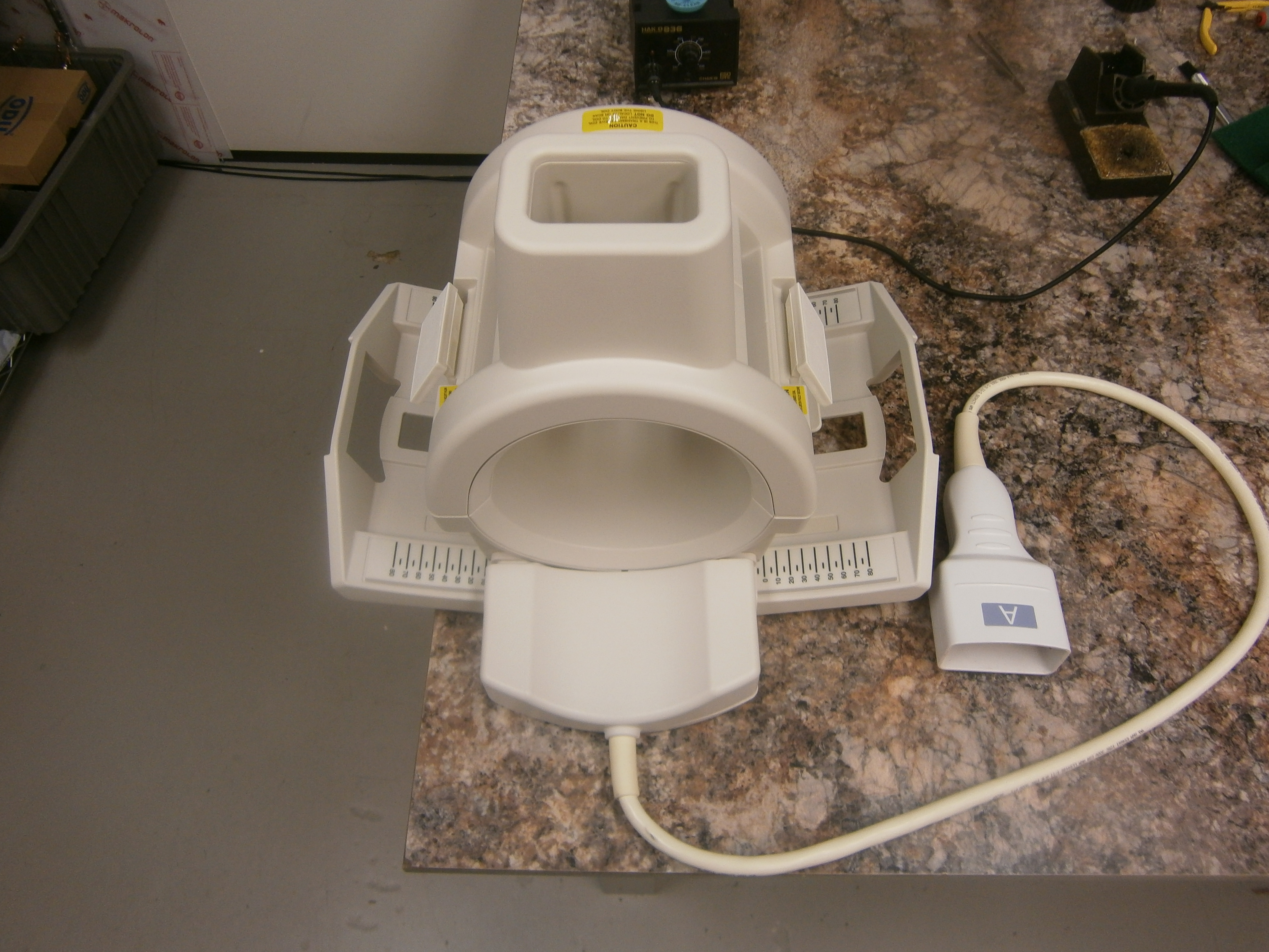 Ge Mri Profile Head Coil Craigslist: Ge Quad Head Coil Transmit Receive